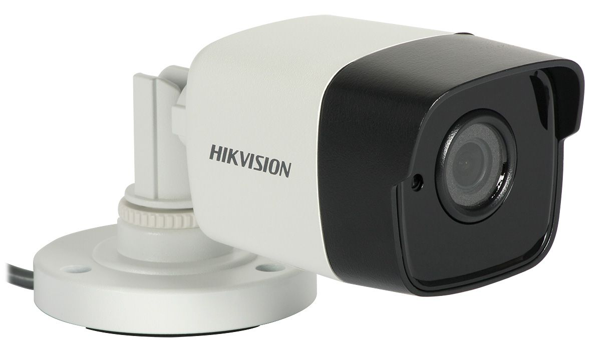 Hikvision DS-2CE16F1T-IT 3MP Bullet CCTV Camera in Judges Bunglow Road, Gujarat