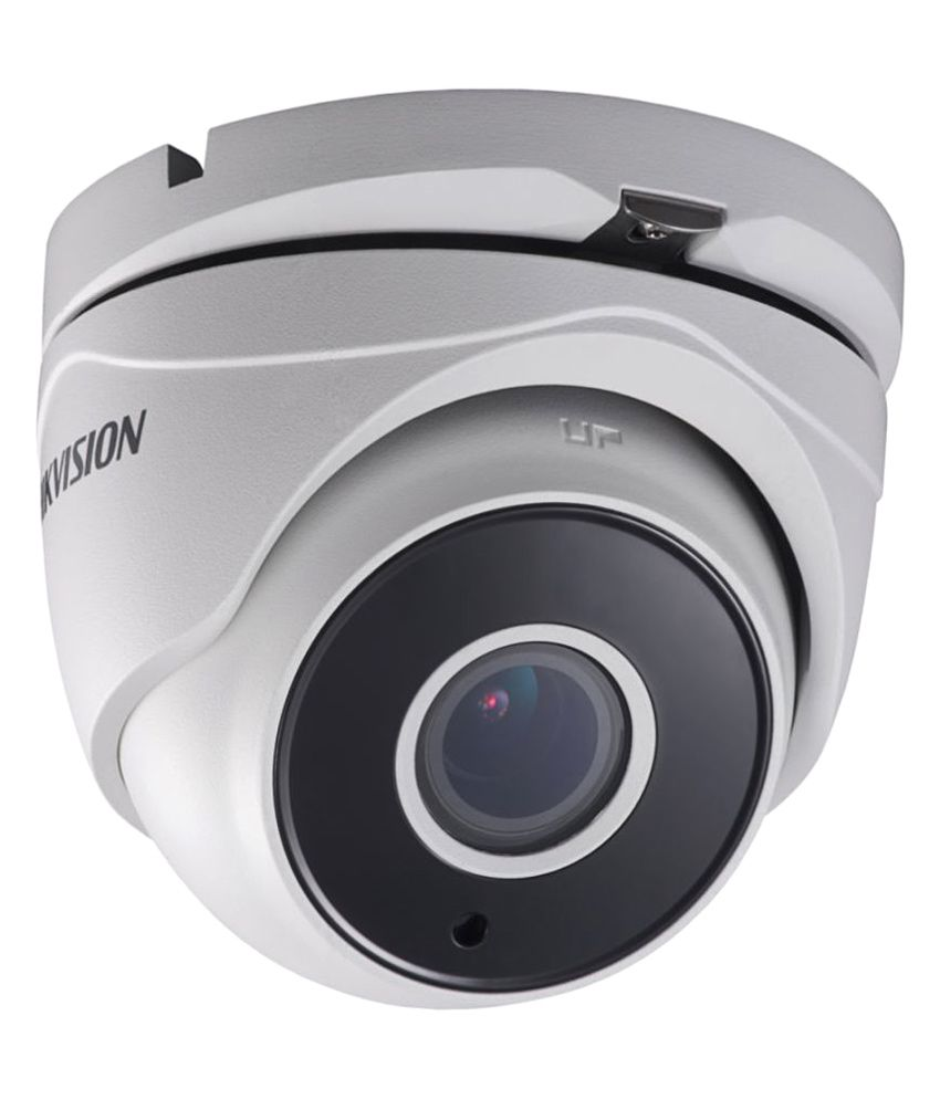 Hikvision DS-2CE56F1T-ITM 3MP Dome CCTV Camera in Judges Bunglow Road, Gujarat